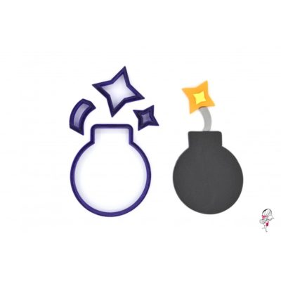 Emporte-pièce Bombe