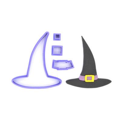 Emporte-pièce Chapeau de sorcière