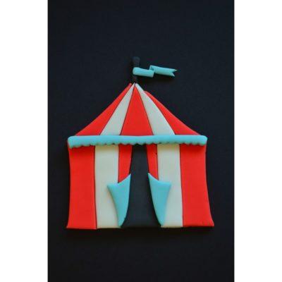 Emporte pièce Chapiteau de cirque