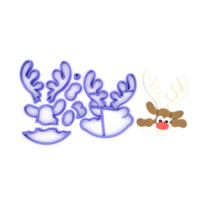 Emporte pièce Rudolph