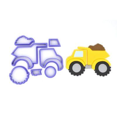 Emporte pièce en kit Camion benne