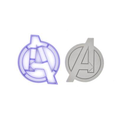 Emporte pièce Logo Avengers