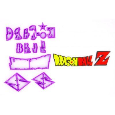 Emporte pièce en kit logo Dragon Ball Z