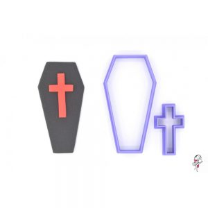 Emporte pièce en kit Cercueil