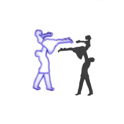 Emporte pièce danse – le porté