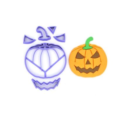 Emporte pièce en kit citrouille halloween 2