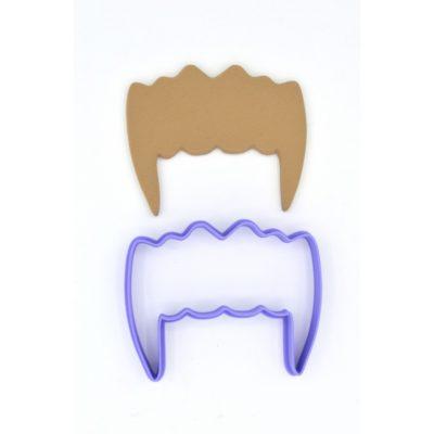 Emporte pièce dents de vampire