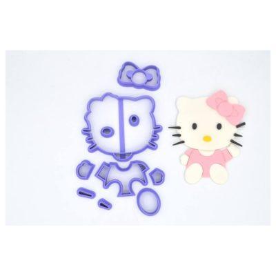 Emporte pièce en kit Hello Kitty