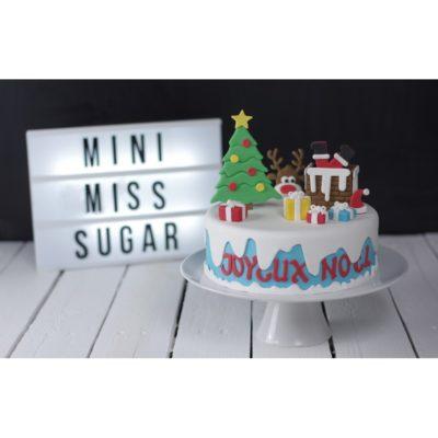 Lot pour gâteau Noël blog