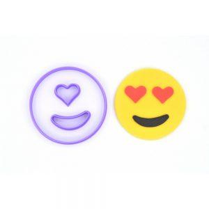 Emporte pièce Smiley Love