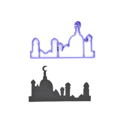 Emporte pièce frise mosquée