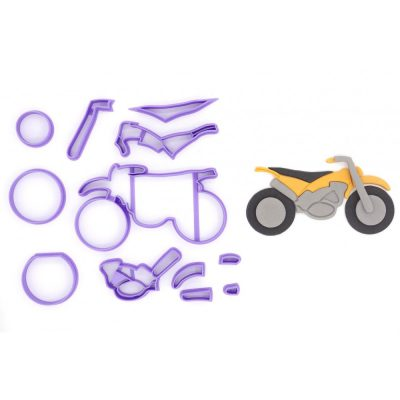 Emporte pièce en kit moto
