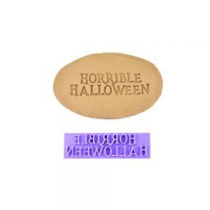 Tampon Horrible Halloween
