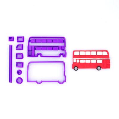 Emporte pièce en kit bus londonien