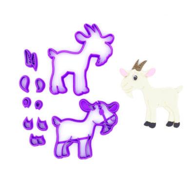 Emporte pièce chèvre