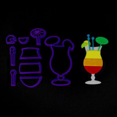 Emporte pièce en kit cocktail