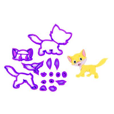 Emporte pièce en kit chat qui marche