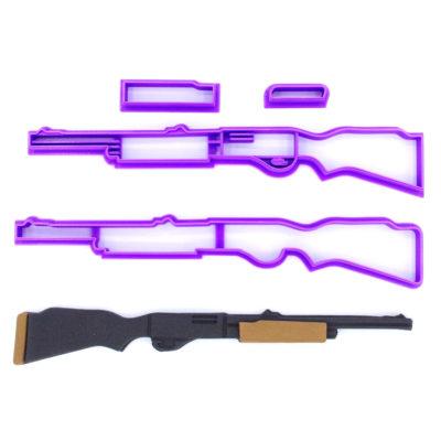 Emporte pièce en kit fusil