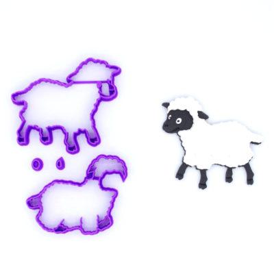 Emporte pièce en kit mouton
