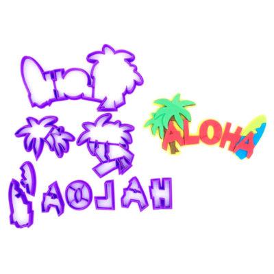 Emporte pièce en kit Aloha