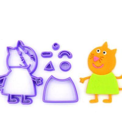 Emporte pièce en kit Candy Cat
