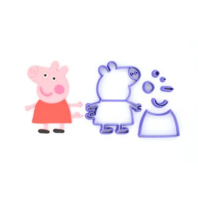 Emporte pièce en kit Peppa Pig