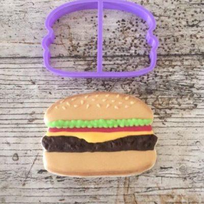 Emporte pièce hamburger