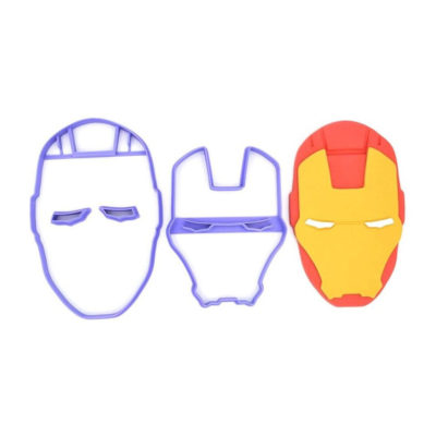 Emporte pièce en kit Iron Man