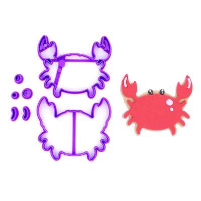 Emporte pièce en kit crabe