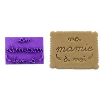 Tampon «ma mamie à moi»