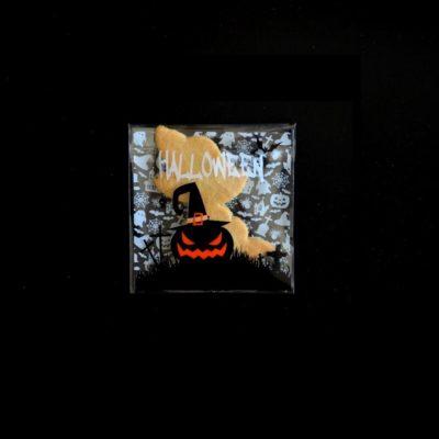 Lot de 10 sachets pour biscuits Halloween 5