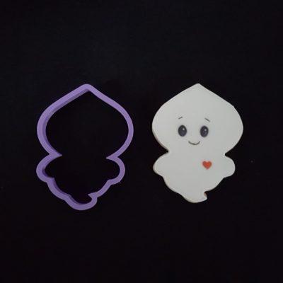Emporte pièce contour fantôme 1 H