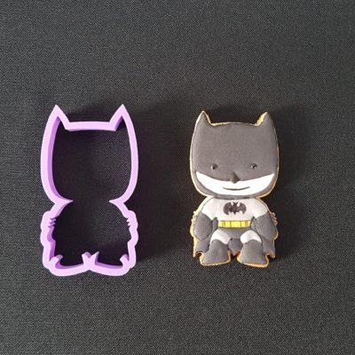 Emporte pièce contour Personnage Batman