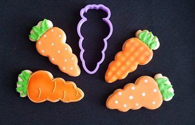 Emporte pièce contour carotte