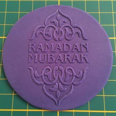 Tampon OUTBOSS Ramadan mubarak