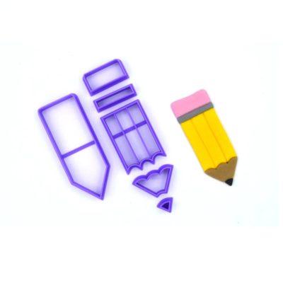 Emporte pièce en kit crayon large