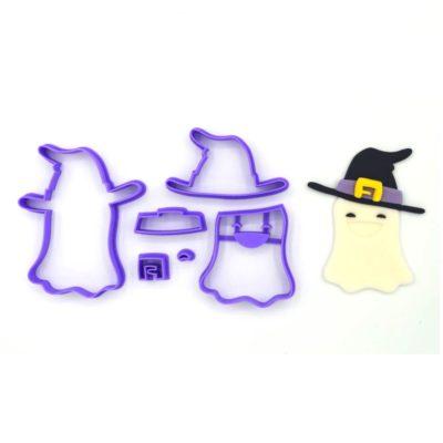 Emporte pièce en kit fantôme sorcier 2