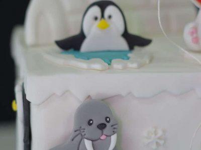 gâteau polaire morse