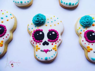 leta angulo tête de mort mexicaines
